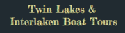 Twin Lakes & Interlacken Boat Tours